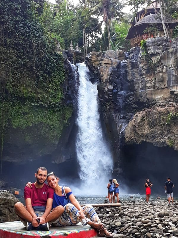 Tegenungan Waterfall Bali Safari Night Marine Park Yana